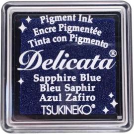 Delicata Small Sapphire Blue DE-SML-318