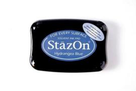 Stazon inktpad Hydrangea Blue SZ-000-064