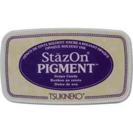SZ-PIG-011 Stazon pigment inkpad Grape Candy