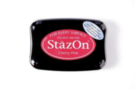 Stazon inktkpad Cherry Pink SZ-000-081
