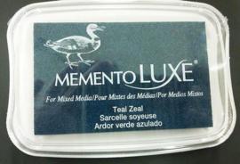 Memento De Luxe Teal Zeal ML-000-602