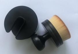 Nellie choice NMMB008 Mixed Media ergonomic blending brush diam. 5cm