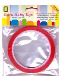 JEJE Extra Sticky Tape 12mm