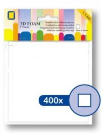 JeJe 3D Foam blokjes 1,5mm