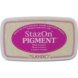 SZ-PIG-081 Stazon pigment inkpad Pink Cosmos