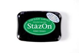 Stazon inktpad Eden Green SZ-000-053