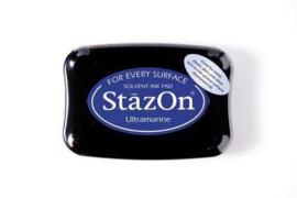 Stazon inktpad Ultramarine SZ-000-061