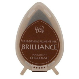 Brilliance Dew Drop Pearlescent Chocolate BD-000-076