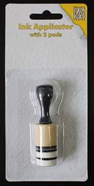 Nellie choice IAP004 Ink applicator mini rond ø 2cm (Dauber dowel small)