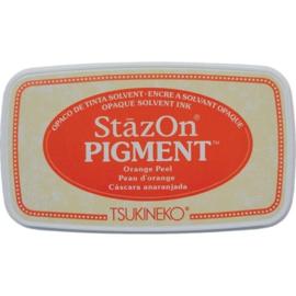 SZ-PIG-071 Stazon pigment inkpad Orange peel