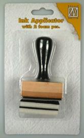Nellie choice IAP002 Ink applicator met foam pads