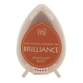 Brilliance Dew Drop Pearlescent Rust BD-000-061