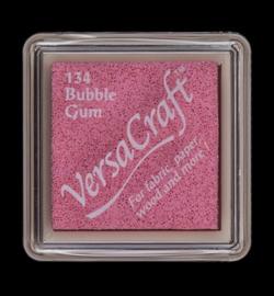 VK-SML-134 Versacraft inkpad small Bubble Gum