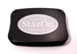 Stazon inktpad Dove gray SZ-000-033