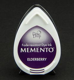 MD-000-507 Memento Dew drops Elderberry