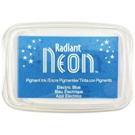 Radiant Neon inkpad electric Blue NR-000-76