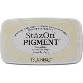SZ-PIG-001 Stazon pigment inkpad snowflake