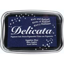 Delicata Saffier blauw DE-000-318