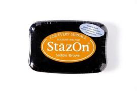 Stazon inktpad Saddle Brown SZ-000-043