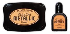 Stazon inktPad set Metallic Copper SZ-000-193