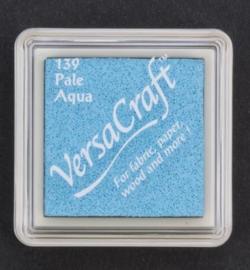 VK-SML-139 Versacraft inkpad small Pale Aqua