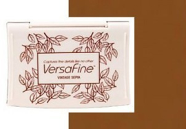 VF-000-054 Versafine ink pads Vintage sepia