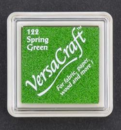 VK-SML-122 Versacraft inkpad small Spring green