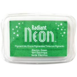 Radiant Neon inkpad electric Green NR-000-77