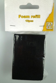 Nellie choice SIAP002 reserve foamkussentjes voor IAP002 (10 st.)