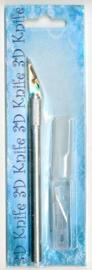 Nellie choice TAK01 Art knife with 5 spareblades