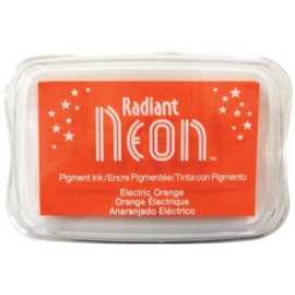 Radiant Neon inkpad electric Orange NR-000-72