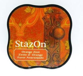 Stazon inktpad Midi Orange Zest SZ-MID-71