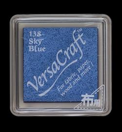 VK-SML-138 Versacraft inkpad small Sky Blue