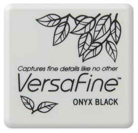 VF-SML-082 Versafine small Onyx Black