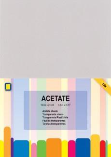 JeJe Transparante sheets A5 (mica)