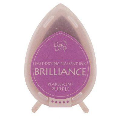 Brilliance Dew Drop Pearlescent Purple BD-000-036