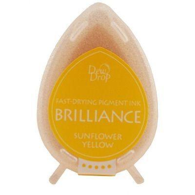 Brilliance Dew Drop Sunflower Yellow BD-000-011