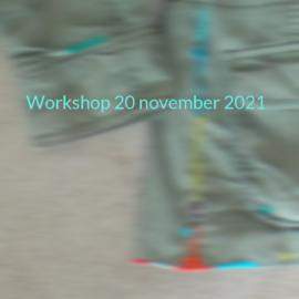 Workshop 20 november 2021