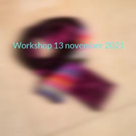 Workshop 13 november 2021