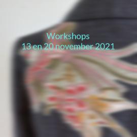 Worskhops 13 en 20 november 2021