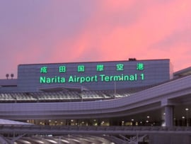 Narita Airport Drop-Off