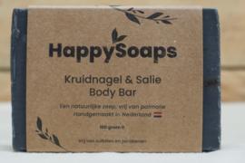 kruidnagel & salie body bar