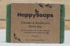 citroen en basilicum  body bar