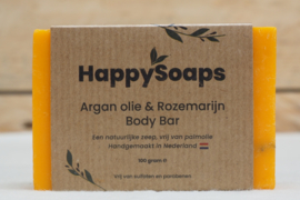 Argan olie & Rozemarijn Body Bar