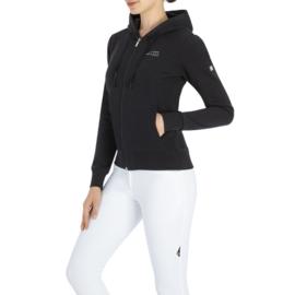Equiline sweatshirt Geryg zwart