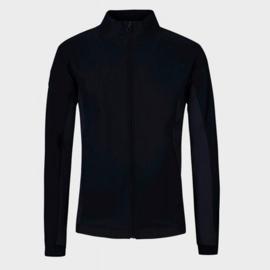 Cavalleria Toscana Heren Jersey Zip Sweatshirt