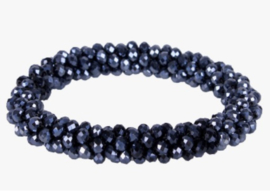 EquiHair Knotband Blauw
