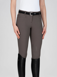 Equiline Ladies Ash X-Grip knee patch rijbroek mud