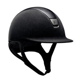 Samshield Premium Black chrome trim zwart