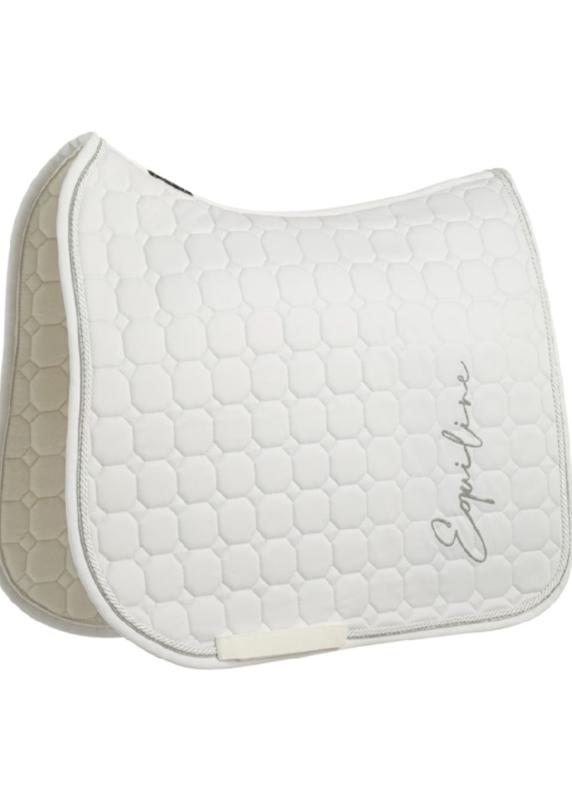 Equiline Ortagon dressage saddle cloth Glabag full